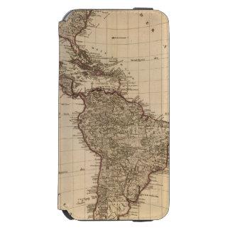 Western Hemisphere, South America iPhone 6/6s Wallet Case