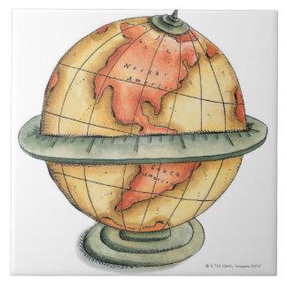 Western Hemisphere Tile