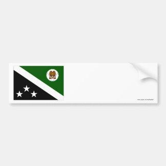 Western Highlands Province, PNG Bumper Sticker