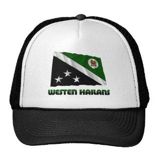 Western Highlands Province Waving Flag Trucker Hat