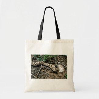 Western Hognose Snake Tote Bags