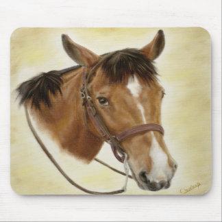 Western Horse Mousepad