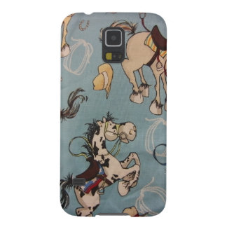 Western Horses Case For Galaxy S5