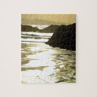 Western Ireland Beach Puzzle