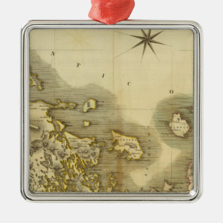 Western Isles Middle Christmas Tree Ornament