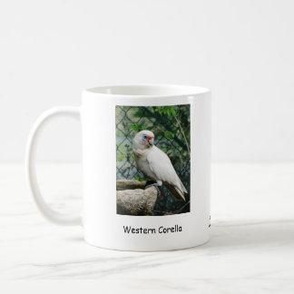 Western (Long Bill) Corella Coffee Mug