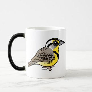 Western Meadowlark 11 Oz Magic Heat Color-Changing Coffee Mug
