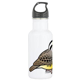 Western Meadowlark 18oz Water Bottle