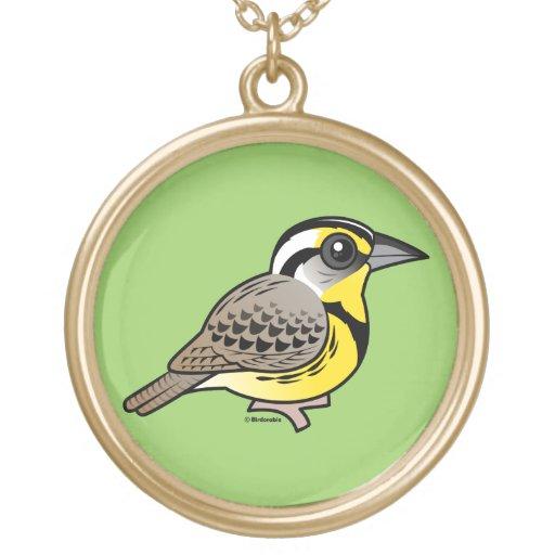 Western Meadowlark Custom Jewelry