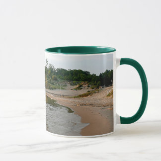 Western Michigan Beaches at Duck Lake Mug
