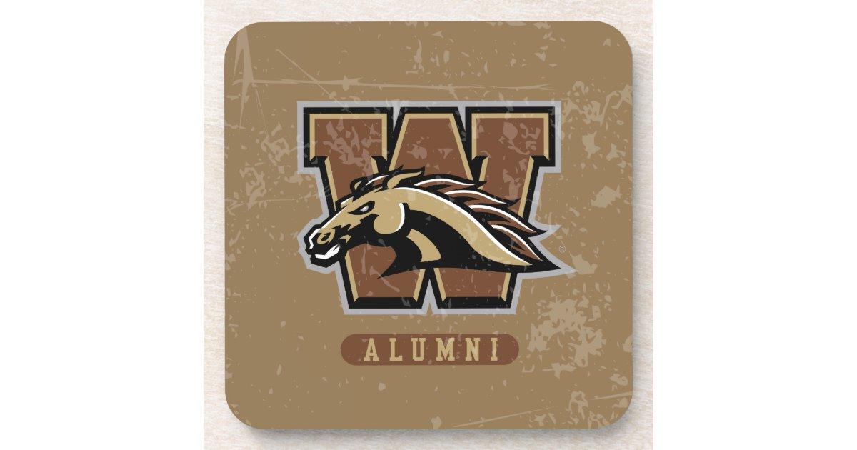 Western New Mexico University Drink Coaster