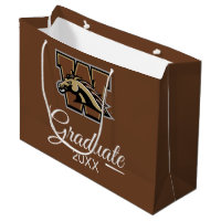 Western Michigan University | Graduation Large Gift Bag