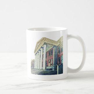 Western Michigan University Historic East Hall Coffee Mugs