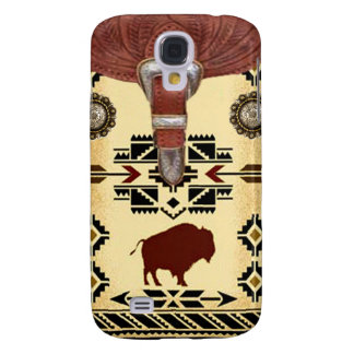 "Western ""Native American Buffalo"" IPhone 3 Case"