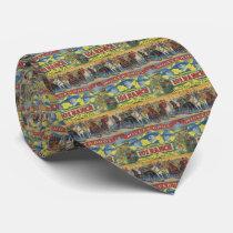 Western Necktie - 101 Ranch