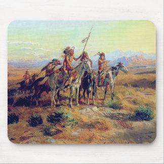 Western Nostalgia Mouse Pad