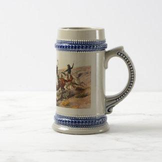 Western Nostalgia Coffee Mug