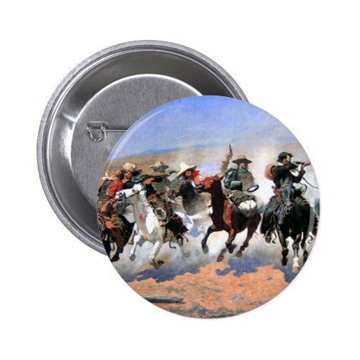 Western Nostalgia Pin
