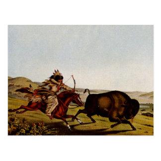Western Nostalgia Postcards