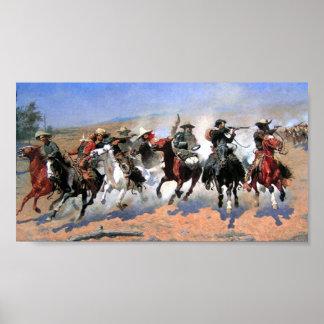 Western Nostalgia Poster