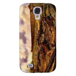 Western Nostalgia Samsung S4 Case