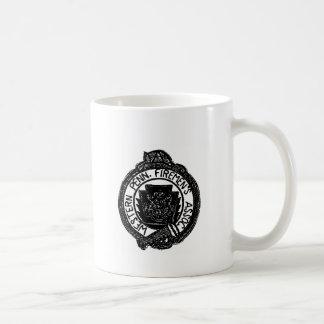 Western PA Firemen's Assoc. Mug