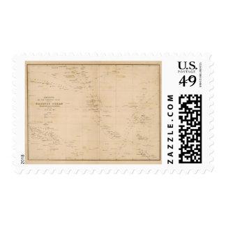 Western Pacific Ocean Stamps