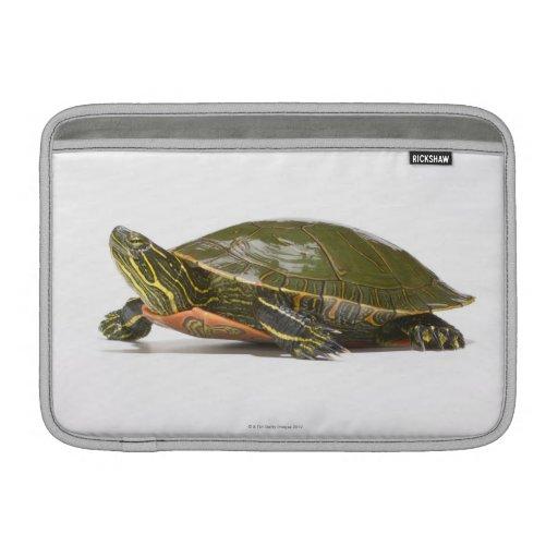 Western painted turtle (Chrysemys picta bellii), Sleeves For MacBook Air