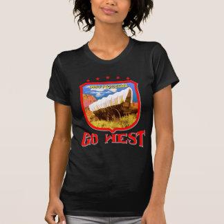 Western Pioneer Dark Tshirt