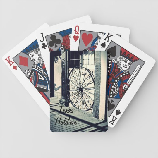 Western Playing Card Deck