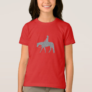 Western Pleasure Bling Youth T-Shirt
