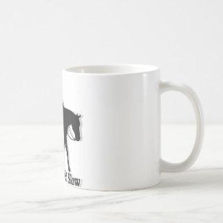 Western Pleasure Horse Low and Slow Coffee Mug
