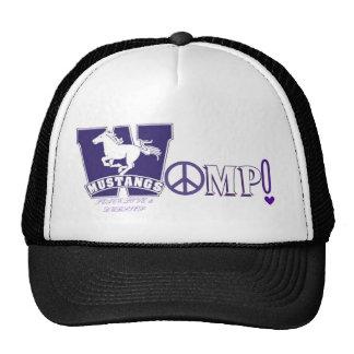Western_purple, thing.10289639-2, peace-sign-2-... trucker hat
