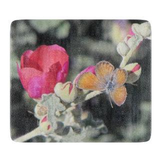 Western Pygmy Blue Butterfly Cutting Board