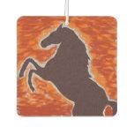 Western Rearing Horse Art