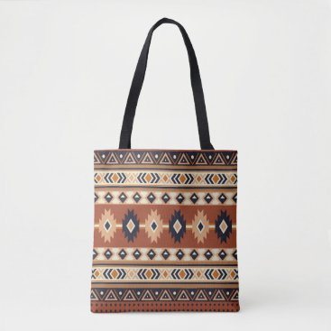 Beach Themed Western Rider Tote Bag