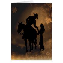 Western Romance Card