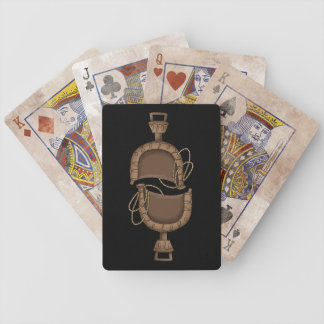 Western Saddle - Ranch or Farm Deck Of Cards