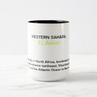 western Sahara 2013gs you Two-Tone Coffee Mug