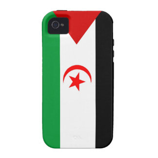 western sahara country flag case iPhone 4/4S cases