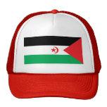 Western Sahara Flag Hats