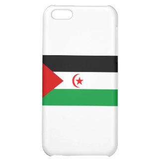 Western Sahara flag Case For iPhone 5C