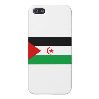 Western Sahara flag Covers For iPhone 5