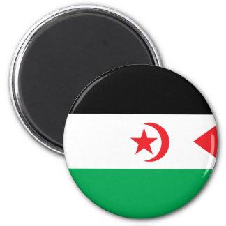 Western Sahara Flag Magnets
