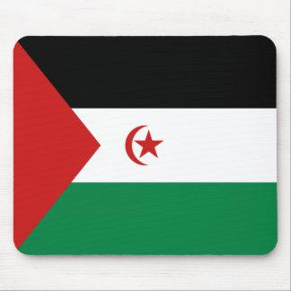 Western Sahara Flag Mousepad