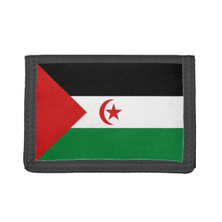 Western Sahara Flag Wallet