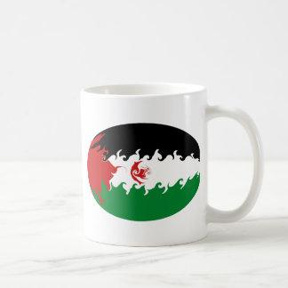 Western Sahara Gnarly Flag Mug