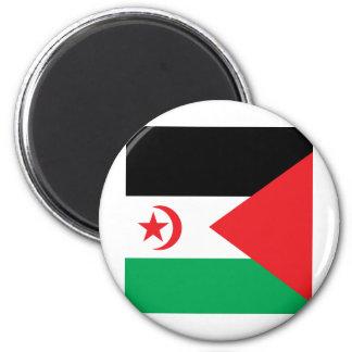 Western Sahara High quality Flag Magnets