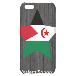 Western Sahara iPhone 5C Cases