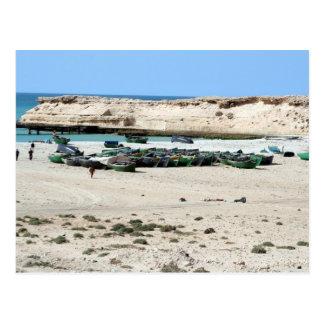 Western Sahara Postal